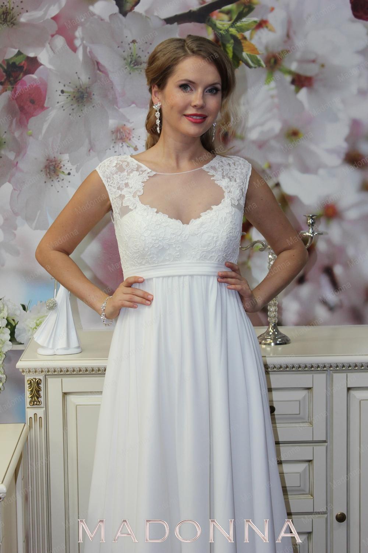 Свадебные платья 2017 для беременных