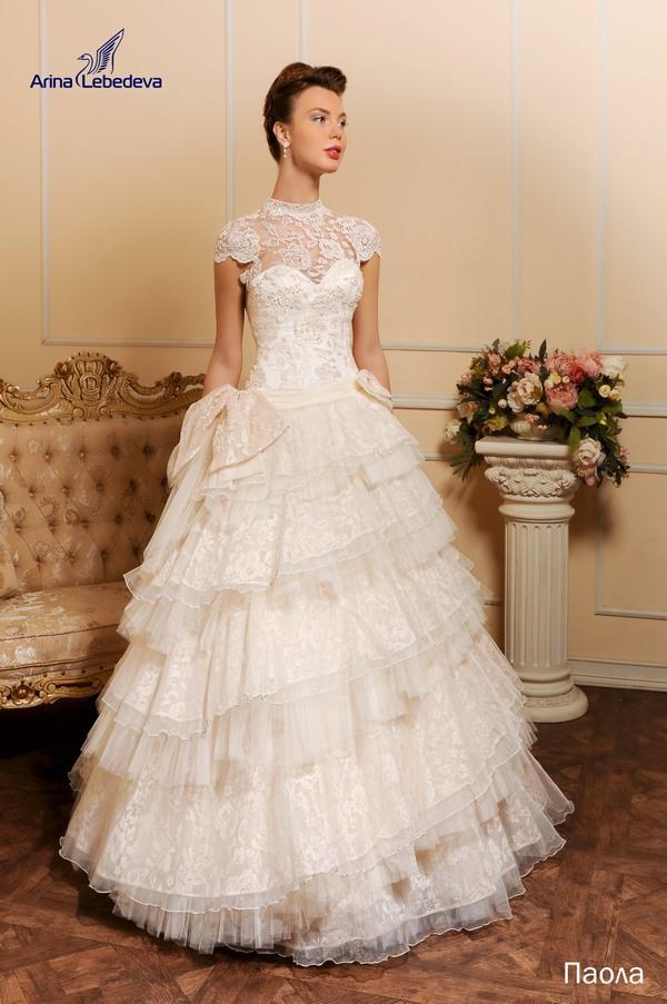 Посмотреть каталог свадебных платьев