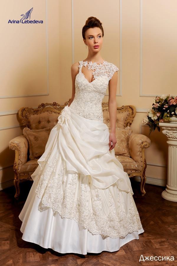 Необычные свадебные платья для разборчивых невест