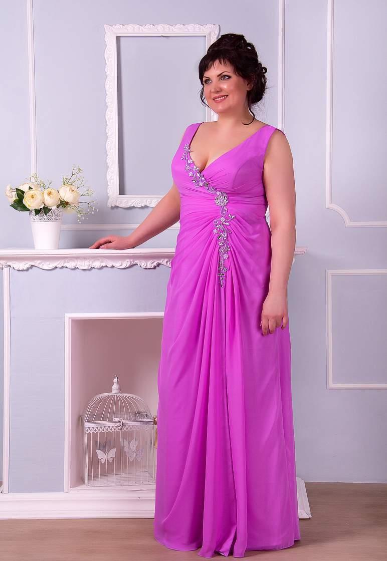Вечерние платья больших размеров на свадьбу для мамы жениха