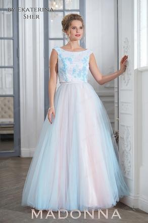 549fa1111208ad6 Цветные свадебные платья
