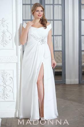 85aeb617fe9 Свадебные платья больших размеров в Москве - стоимость больших ...