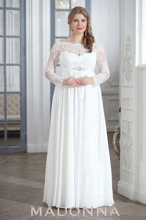 Свадебные  больших размеров санкт-петербург